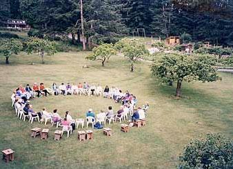 Camp Gathering