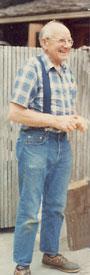 John Abbenhouse, past resident manager